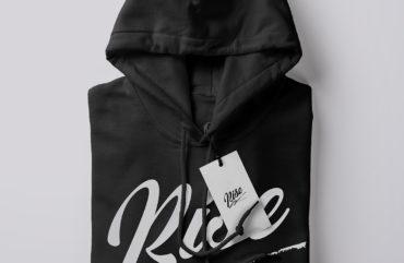 Rise hoodie - vertical